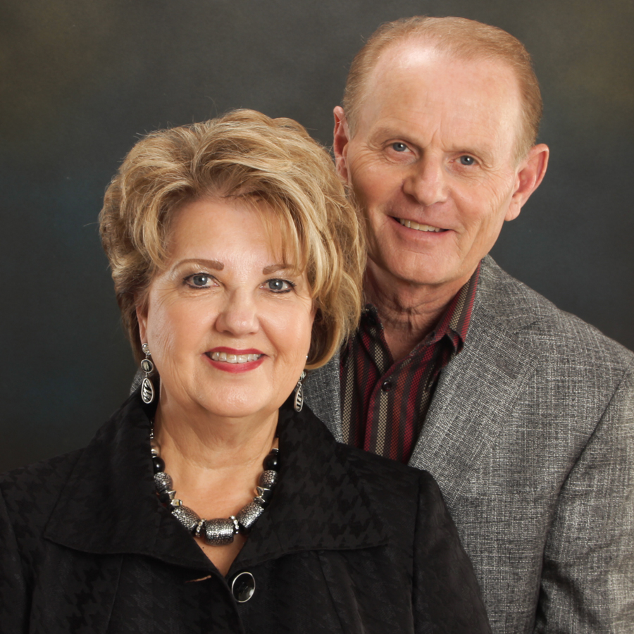 Steve Riggle and Becky Riggle