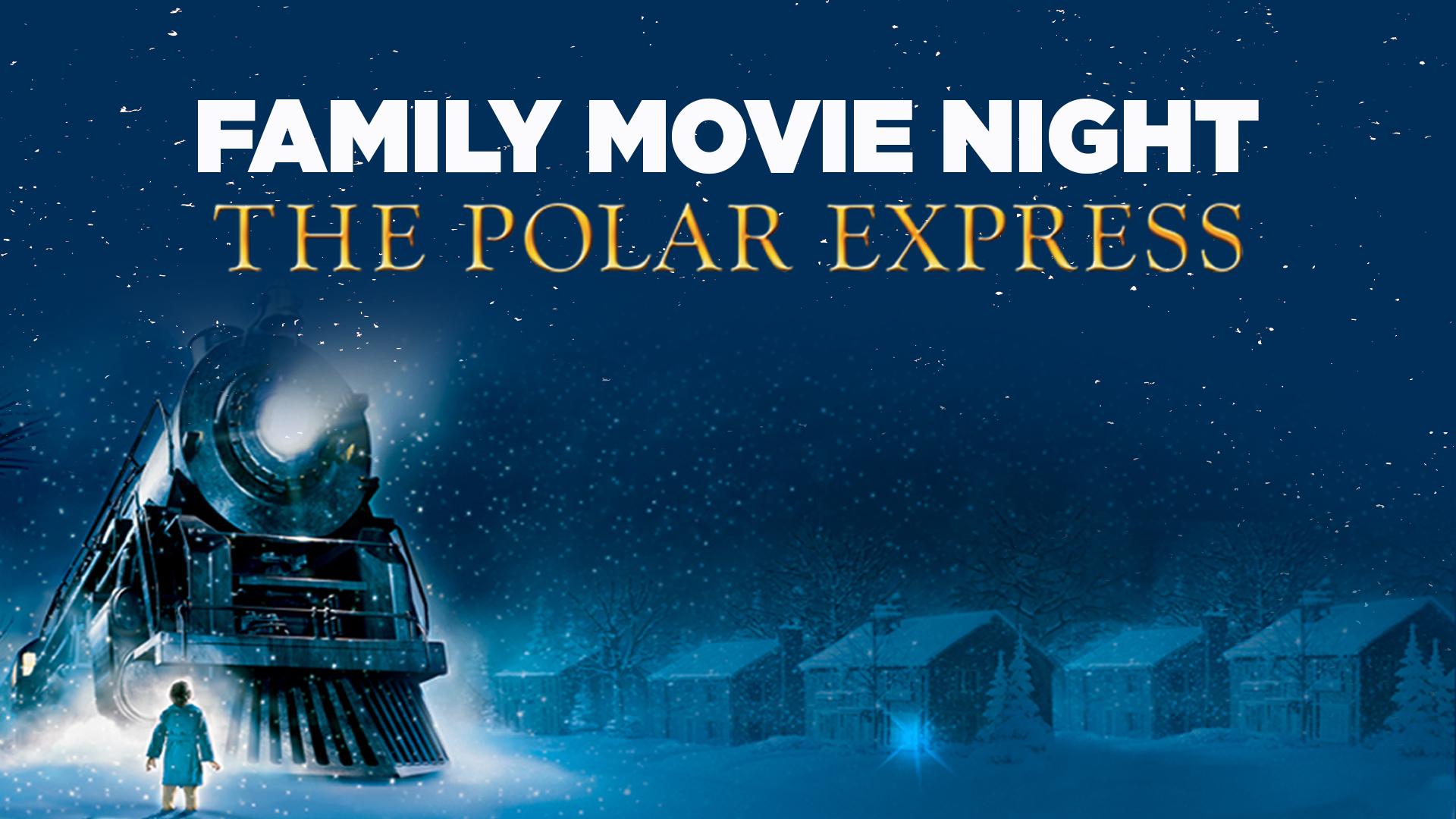 Polar Express Movie Night at Grace Church