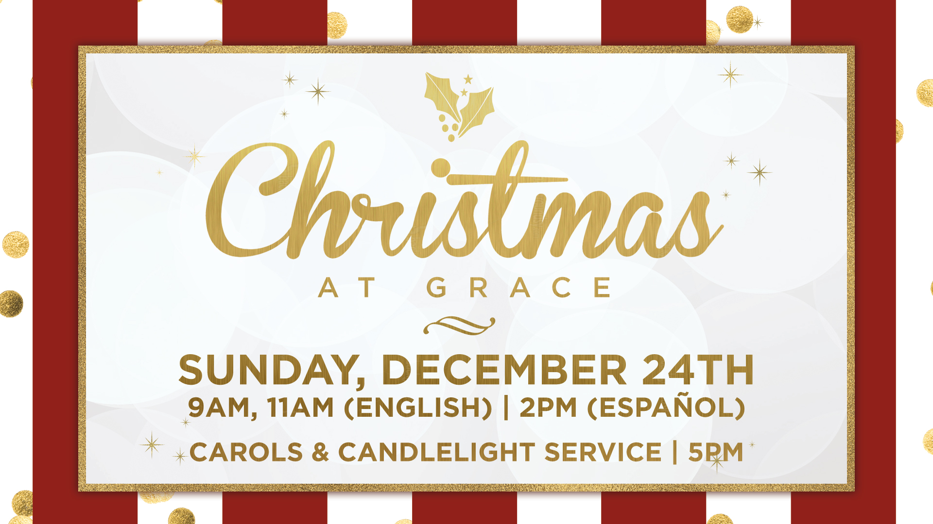 Christmas at Grace at The Woodlands
