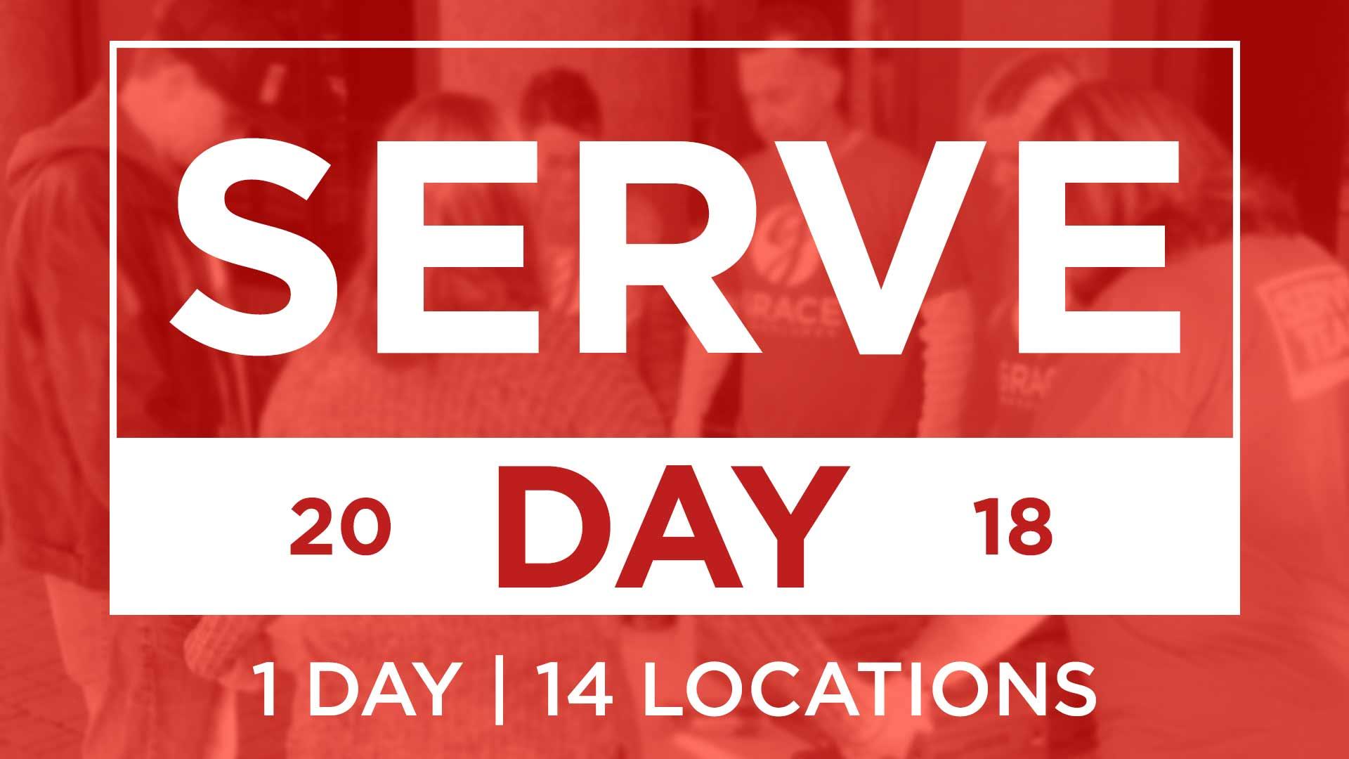 Serve Day 2018